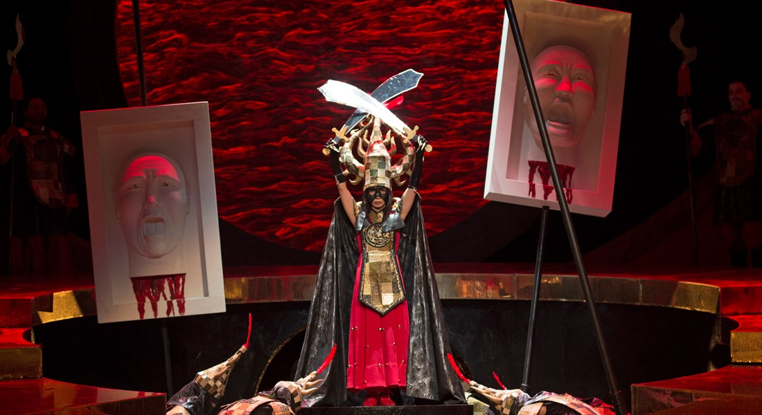 Watching Turandot with Modern Eyes - Opera Philadelphia