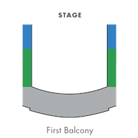 First Balcony