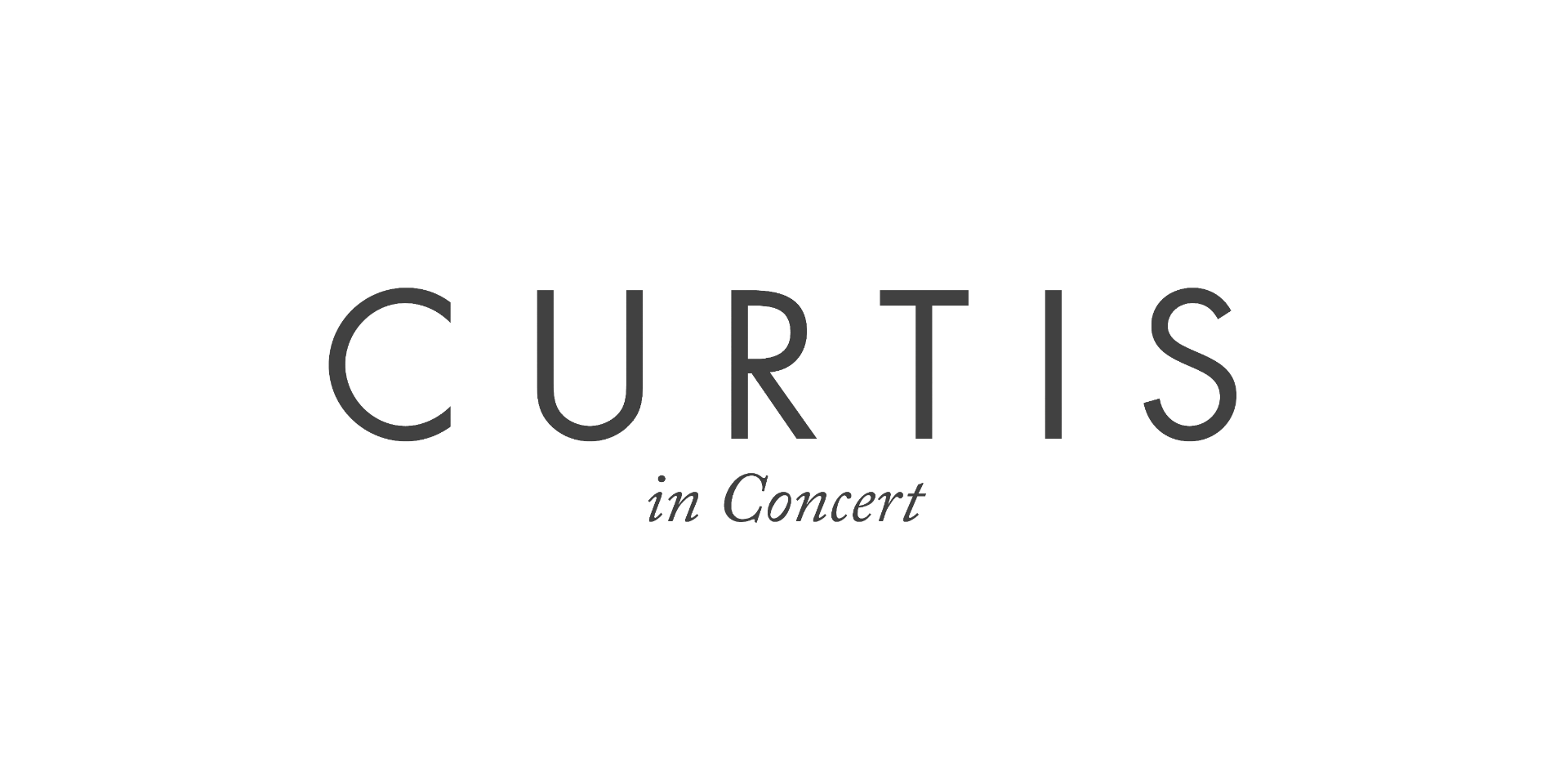 Curtis in Concert
